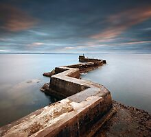St Monans Pier by Photo Scotland