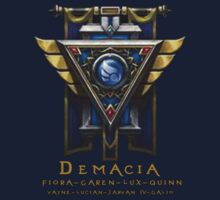 Demacia by Jambish