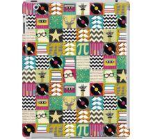 hip hip geek iPad Case/Skin