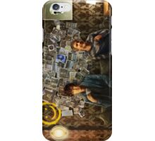 Wall of Memories iPhone Case/Skin