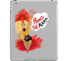 Pound the ALARM! iPad Case/Skin