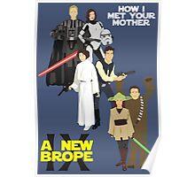 A New Bro-pe Poster