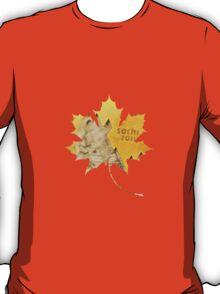 Sochi Gold T-Shirt