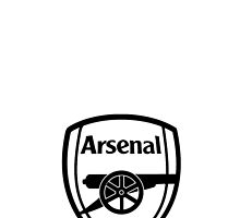 arsenal fc by blagflack