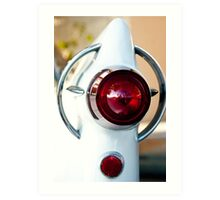5063_Imperial Tail Light Art Print