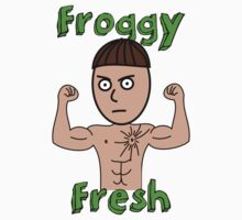 Froggy Fresh by ChrisButler