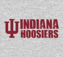 Indiana Hoosiers by designshoop