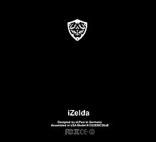 Hylian iZelda Phone  by eLPaxi