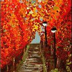 Autumn Walk by Julie Merrett