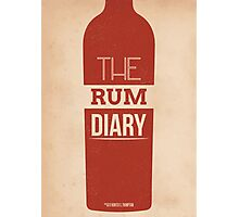 The Rum Diary Photographic Print