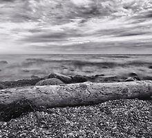 Stormy Sea by MS-Photographie