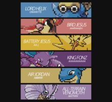 Twitch Plays Pokemon - The Team (with Text) by Strangetalk
