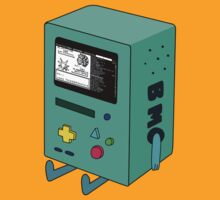 BMO plays Pokemon 2 by grandpakato