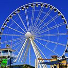 Myrtle Beach sky wheel by imagetj