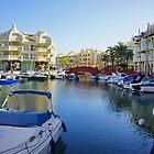 Benalmadena Puerto Marina by Aase
