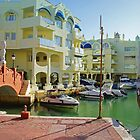 Puerto Marina by Aase