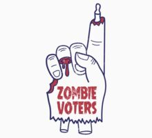 Zombie Voters by 3coo
