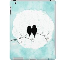 Love Birds iPad Case/Skin