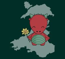 Little Welsh Dragon by perdita00