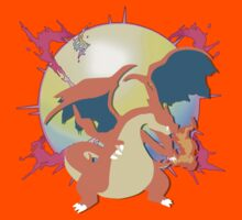 Mega Charizard Y by Shadyfolk