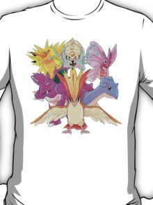 Twitch Plays Pokemon - The Team T-Shirt