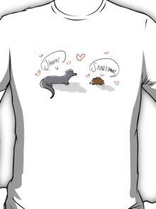 Jawn and Sherlawk T-Shirt