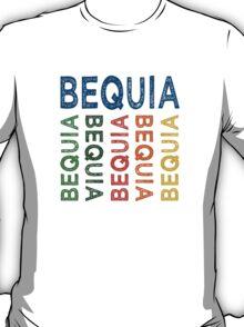 Bequia Cute Colorful T-Shirt