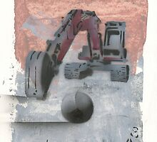 digger ball by mudzco