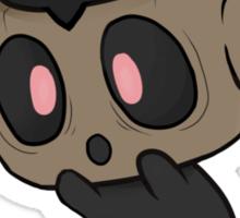 Pokemon X and Y: Phantump Sticker