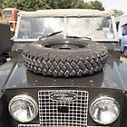 Classic old Land Rover by Martyn Franklin