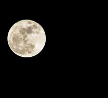 Super moon by jenbucheli