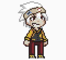 Soul Eater Evans Pixel by geekmythology