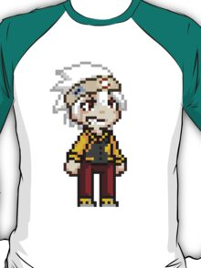 Soul Eater Evans Pixel T-Shirt