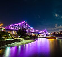 The Story Bridge, Brisbane by McguiganVisuals