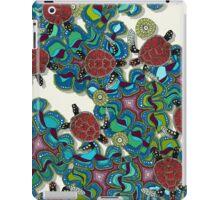 turtle reef iPad Case/Skin