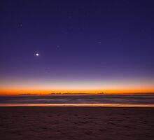 First Light, Broadbeach by McguiganVisuals