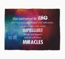 """The Universe is Big"" Doctor Who by shivvae"