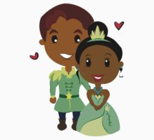 Tiana and Naveen  by MeraTTZ
