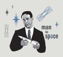 Man in Space by TEWdream
