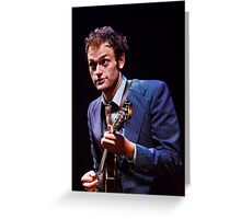 Chris Thile 2 Greeting Card