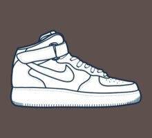 #13 Nike Air Force One Kids Clothes