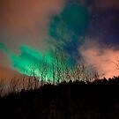 Aurora Explosions II by Pippa Carvell