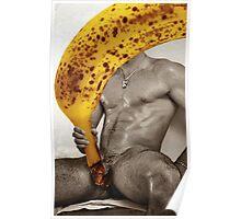 Masturbananas Poster