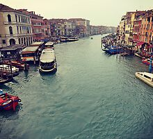 The Grand Canal, Venice by styles