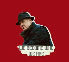 The Blacklist - Reddington by Duha Abdel.
