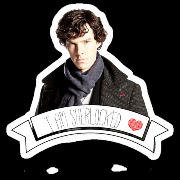 I am Sherlocked by jessvasconcelos