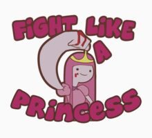 Fight like a Princess by OTPcreativework