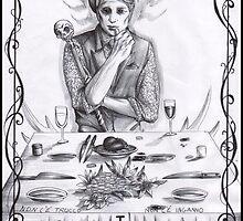 Hannibal - Le bateleur by Furiarossa