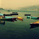 Lakeside by johnkimages