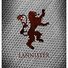 Lannister 01 [Phone Case] by Ilcho Trajkovski